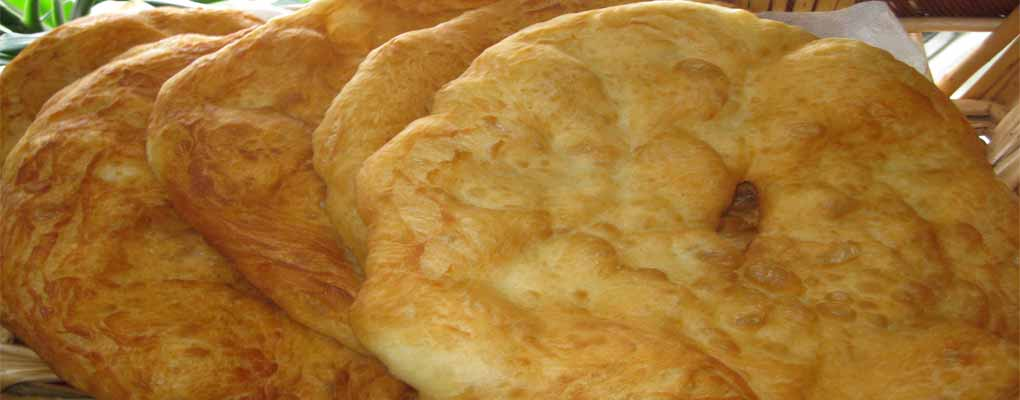 Hand-made Fry Bread!